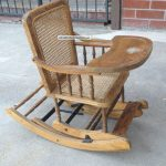 Antique High Chair Rocker Best 2000 Antique Decor Ideas for proportions 1000 X 1000