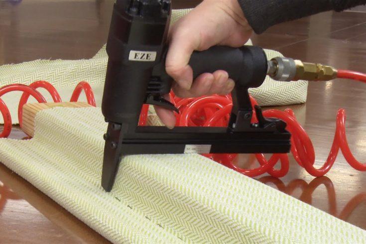 Upholstery-Staple-Gun