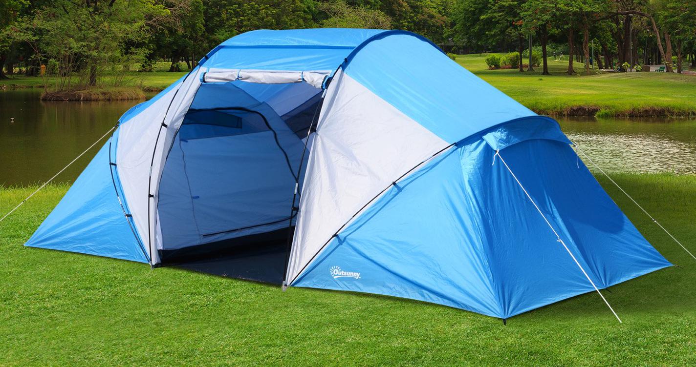 coleman sundome 9 dome waterproof tent