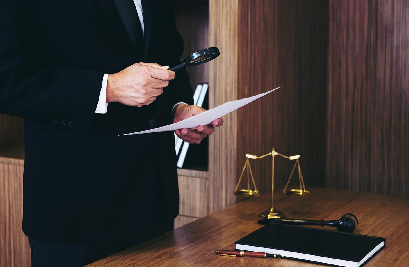 SEC lawyer