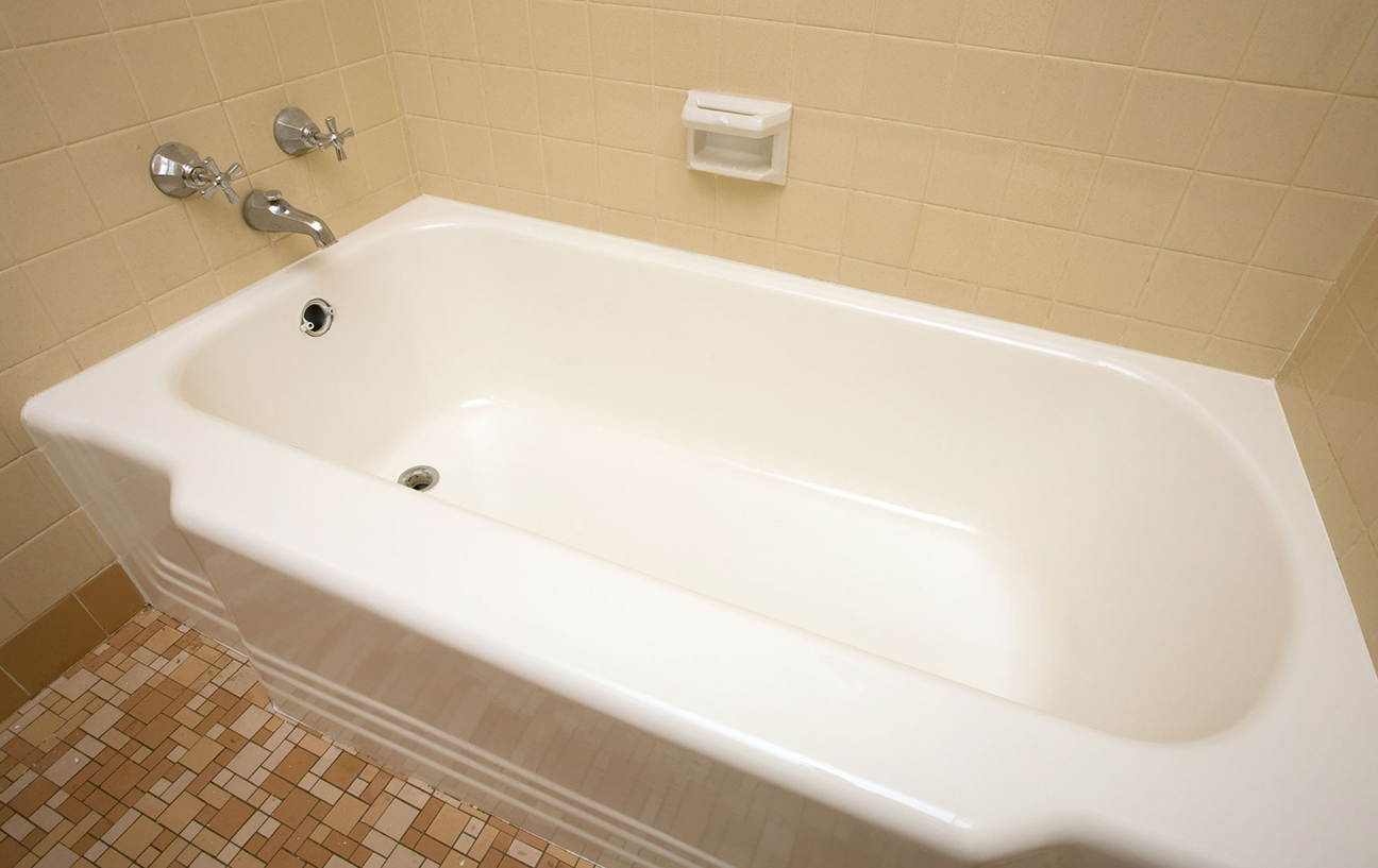 bathtub refinishing kit