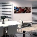 zebra blinds for sliding door