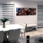 zebra blinds for sliding door