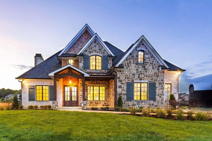 custom home builders oregon