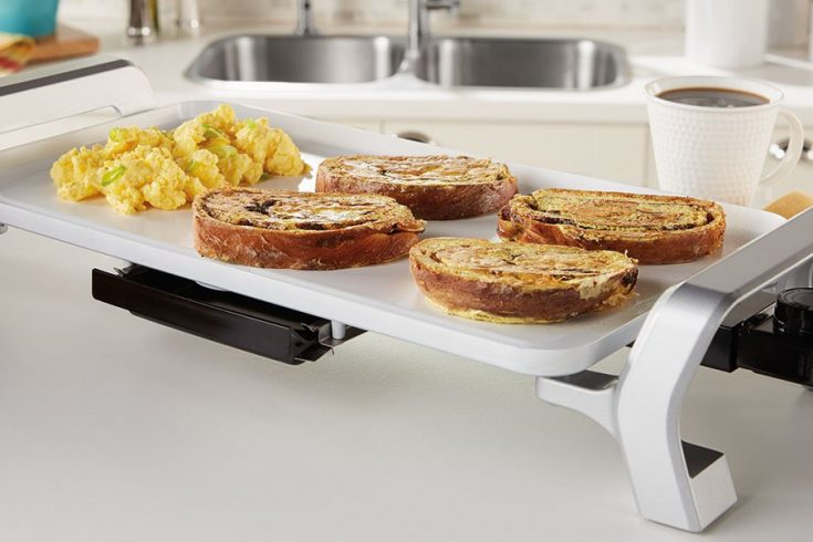 electric griddle amazon