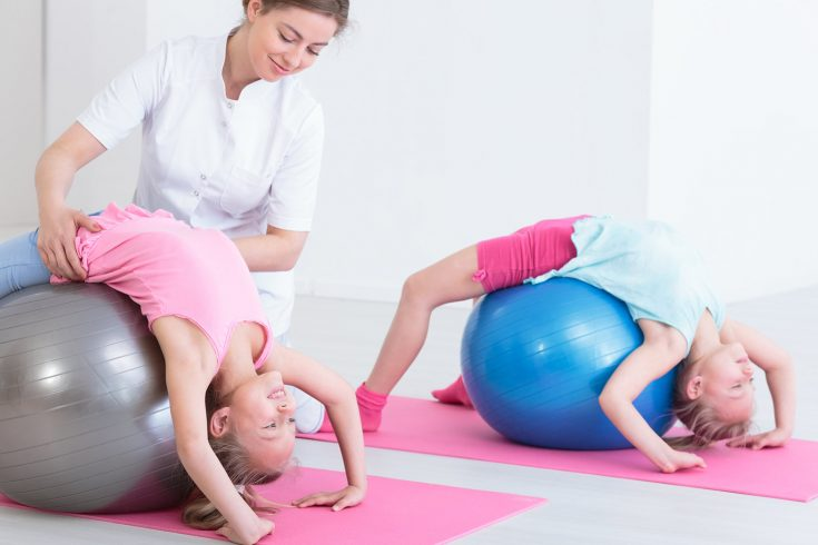 physiotherapy for kids