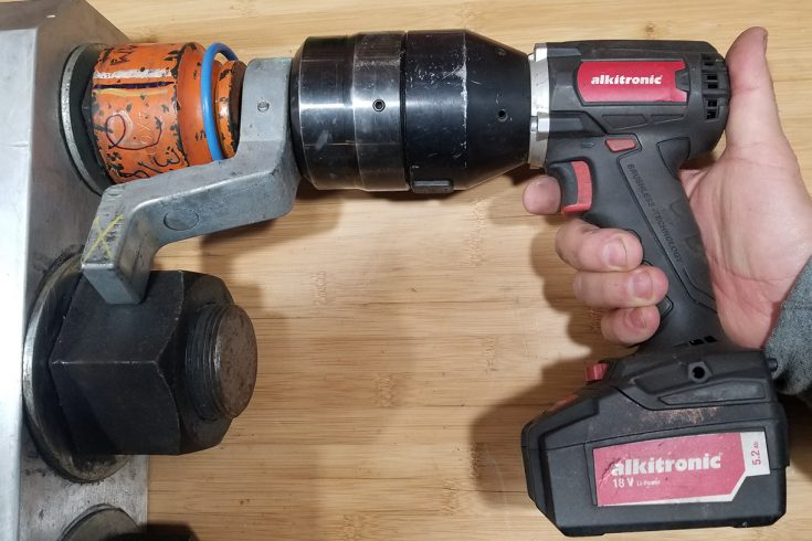impact wrench electric