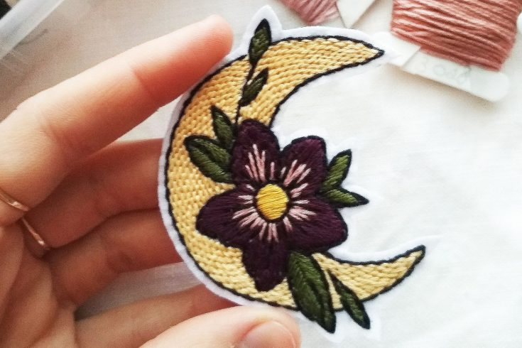 embroidered patches near me